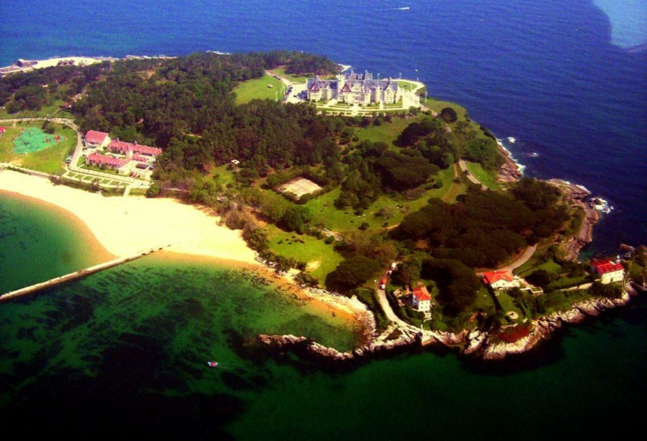 Con playa, parque y hasta un zoo, esta península es uno de los...