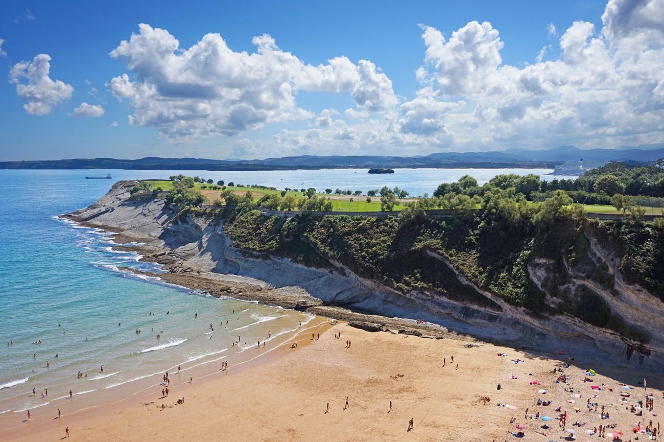 Muy cerca del Faro de Cabo Mayor, este parque cuenta con un campo de...