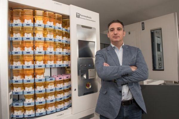 Asier Zubillaga, fundador y consejero delegado de Farmadosis.