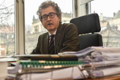 Tomás Arrieta, presidente del CRL vasco.