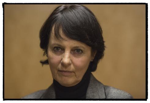 La poeta y filósofa Chantal Maillard.