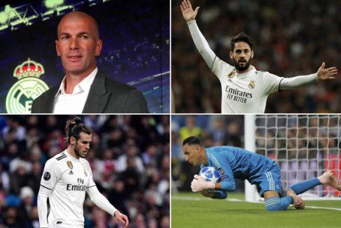 Quién gana y quién pierde con el regreso de Zidane