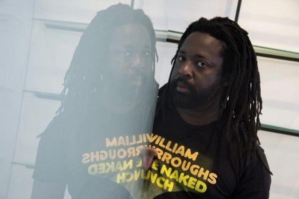 El escritor jamaicano Marlon James.