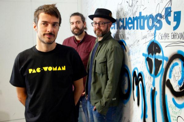 La banda de indie rock Vetusta Morla en una entrevista realizada en EL MUNDO