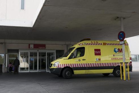 Urgencias del Hospital de Fuenlabrada.