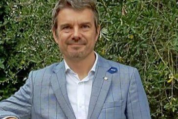 Marc Pérez-Ribas, candidato de Ciudadanos al Parlament.