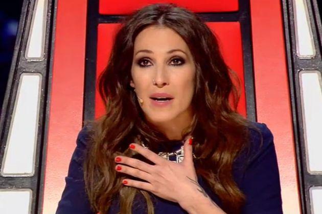 Malú fue 'coach' de La Voz en Telecinco, cadena que ahora la ataca