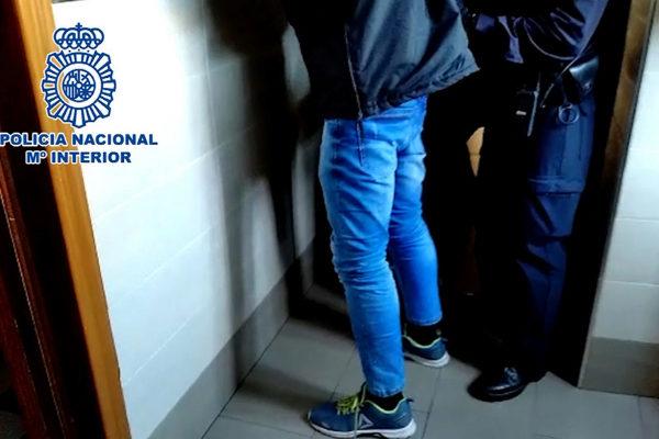 La Policía desmantela cuatro narcopisos