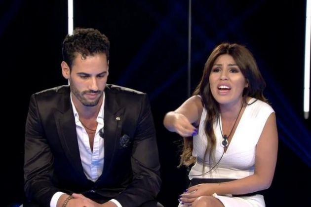 Asraf Beno e Isa Pantoja coincidieron en GH VIP 6 en Telecinco y ahora son pareja