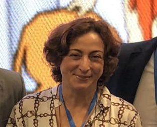 La alcaldesa de Bigastro, María Teresa Belmonte.