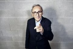 El músico siciliano Franco Battiato.