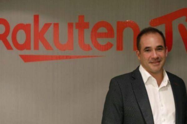 El consejero delegado de Rakuten TV, Jacinto Roca.