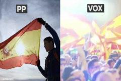 La guerra de vídeos entre PP y Vox