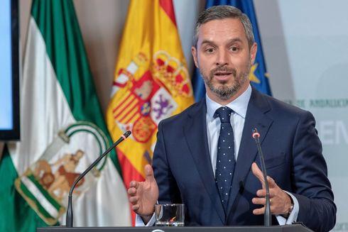 El consejero de Hacienda, Industria y Energía, Juan Bravo.