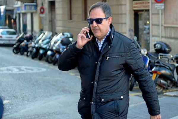 El juez que investigó a Cursach y ordenó su encarcelamiento, Manuel Penalva.