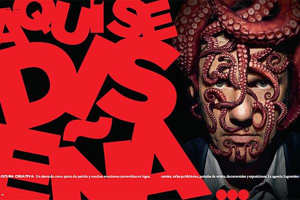 Regresa al quiosco EME, la revista mejor diseñada del mundo