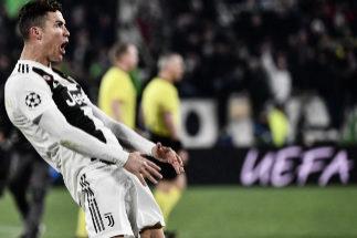 Cristiano vuelve a arrojar al Atlético al abismo
