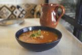 Recetas sencillas y saludables: sopa de tortilla