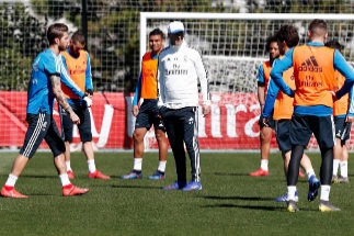 El esperado regreso de Zidane a Valdebebas