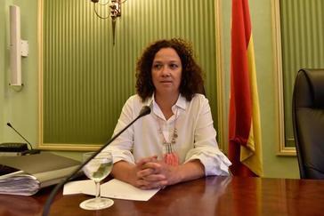 La consellera Catalina Cladera.
