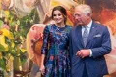La Reina Letizia se convierte en embajadora del arte en Londres