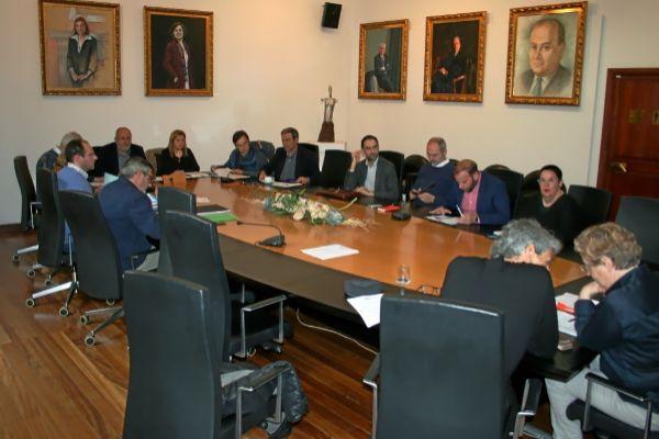 Reunión de la Mesa Permanente del Consorci Serra de Tramuntana.