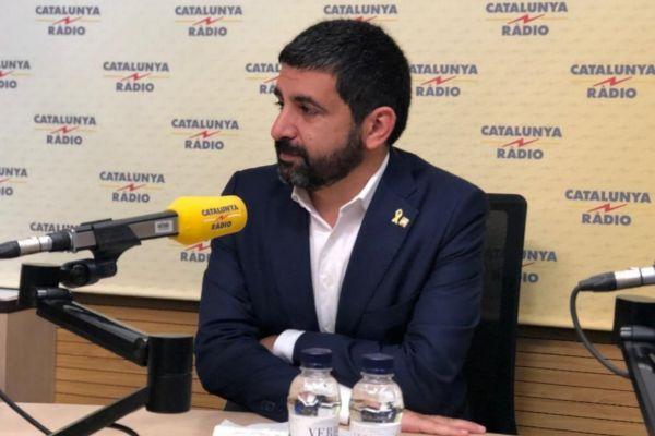 El conseller de Trabajo, Asuntos Sociales y Familias de la Generalitat, <HIT>Chakir</HIT> El Homrani