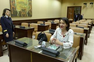 El CIS incluye a Carolina Bescansa en su comisión de expertos