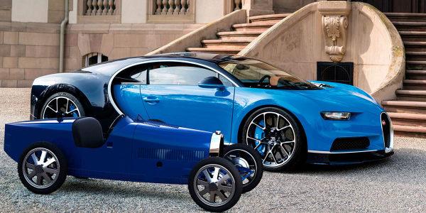 Un Bugatti de 30.000 euros con 'toque' español