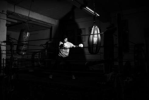 """La boxeadora que antes fue saco: """"Una puede saber pegar, pero cuando te maltratan no eres nadie"""""""