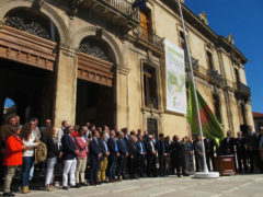 Jaén festeja el Día de la Provincia junto a sus noventa y siete pueblos