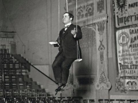 Ramón, en el Price, en 1923