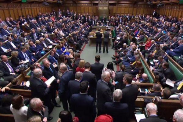 El Parlamento británico vota en contra de un segundo referéndum de la Unión Europea