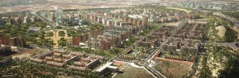 El Cañaveral, una cantera de vivienda asequible al sureste de Madrid