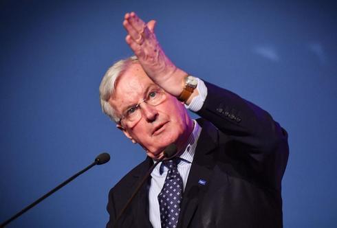 El jefe negociador de la UE para el Brexit, Michel Barnier.