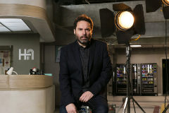El productor Aitor Gabilondo, creador de la serie 'Madres'.