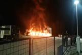 Un incendio en Jerez calcina 23 motos y pone en peligro el Mundial