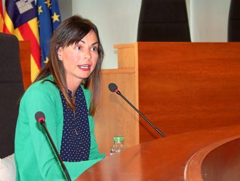 La consellera de Bienestar Social del Consell Insular de Ibiza, Lydia Jurado.