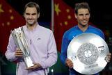 Nadal y Federer, por un lado; Djokovic, por otro