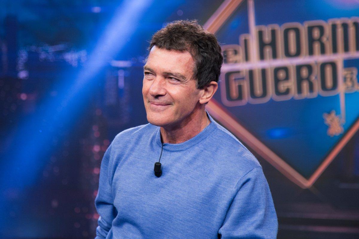 Antonio Banderas habló sobre Pedro Almodóvar y drogas en El Hormiguero en Antena 3