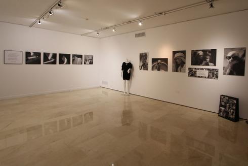 La muestra se inauguró ayer y permanecerá abierta al público hasta el 5 de mayo.