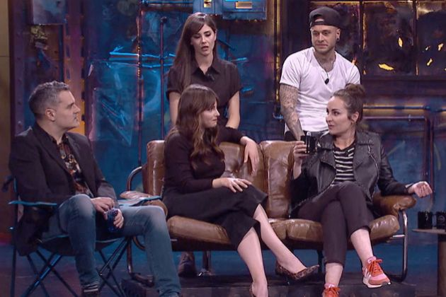 Lucía Ramos, Adrián Rodríguez, Andrea Duro y Ana Milán hablan de...