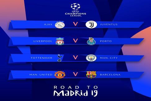 El Barça evita a Cristiano y Guardiola y se cruzará con el Manchester United en cuartos