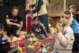 """Ben Stiller: """"La oportunidad de futuro de los niños  está en peligro"""""""