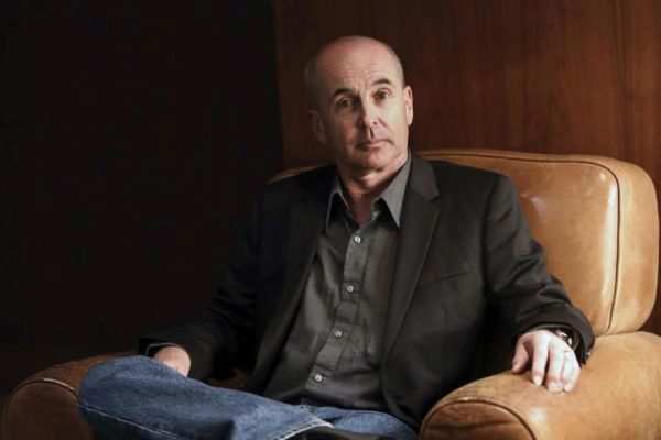 El escritor Don Winslow.