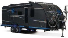 Sonic X RV: la caravana que se autosustenta