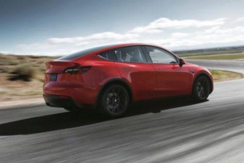 Tesla presenta el Model Y, un 'crossover' de masas