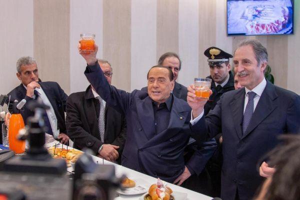Silvio Berlusconi, en una foto reciente.