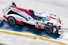 En directo: El Toyota de Fernando Alonso, al frente de las 1.000 Millas de Sebring