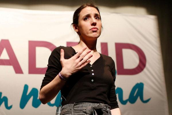 El futuro que viene: 'Evita' Montero